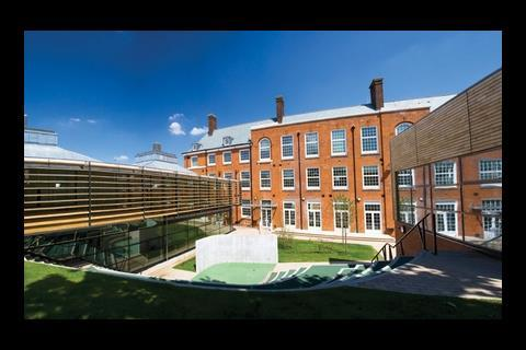 Designed by JM Architects and engineered by Gifford, the £8m refurbishment and remodelling of Elm Court school in south London (pictured here and throughout) gave a new lease of life to an Edwardian school building